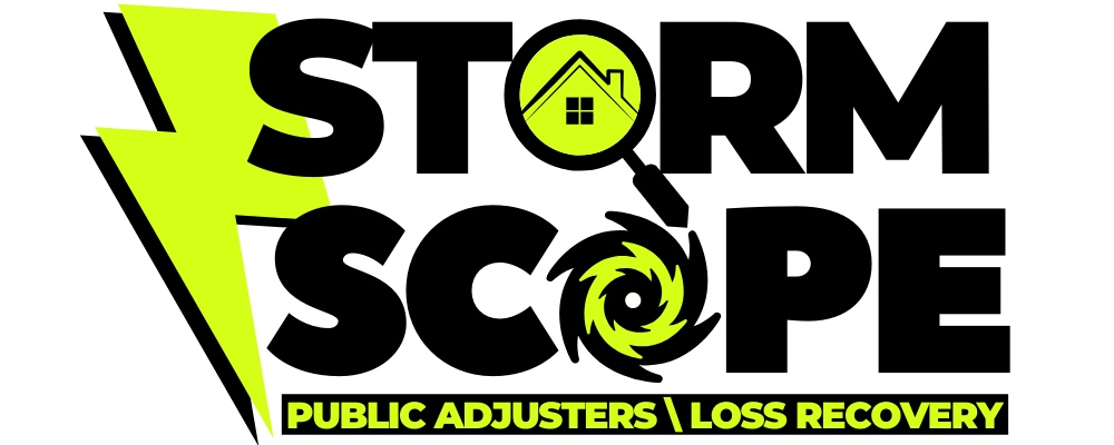 StormScope LLC Public Adjuster Insurance Claim Services