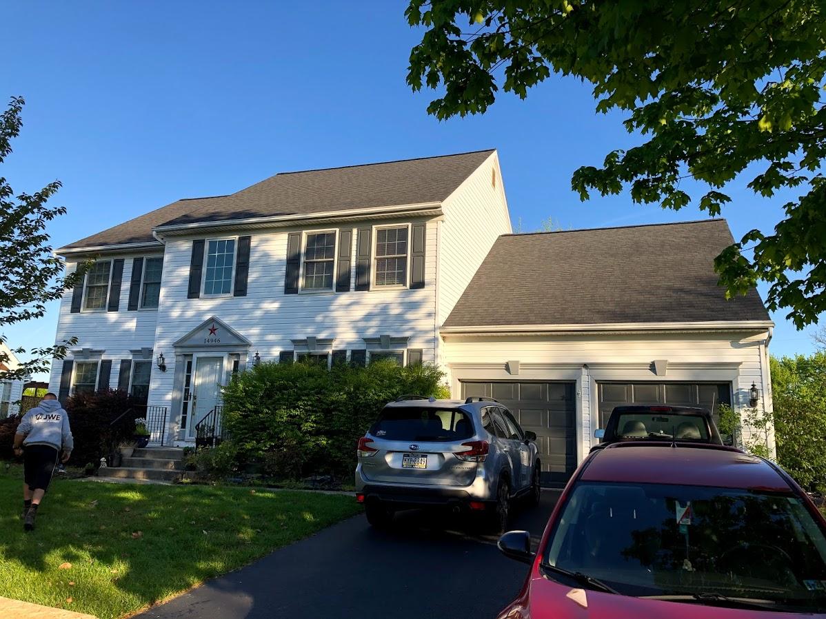 New Freedom PA 17349 roof damage restoration StormScope LLC insurance claim services